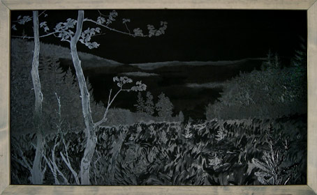 Ann's Valley, Night Paintings
